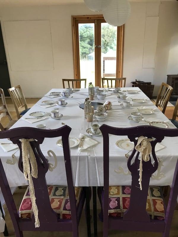 Baby Moon Example Wedding Setting 04